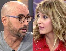 """La reprimenda feminista de Emma García a Diego Arrabal en 'Viva la vida': """"Una cualquiera no es ninguna mujer"""""""