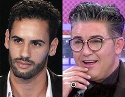 Asraf Beno se le insinuó a Ángel Garó en 'GH VIP 6', según el polígrafo de Conchita en 'Sábado deluxe'