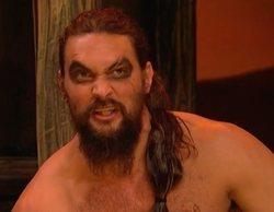 'Juego de Tronos': Jason Momoa vuelve a dar vida a Khal Drogo en un sketch de 'Saturday Night Live'