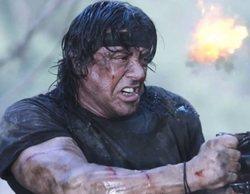"""""""John Rambo"""" lidera en Paramount Network con un buen 2,8% y """"El destino de Sissi"""" destaca en Trece (3%)"""