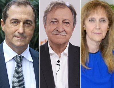 Paco Lobatón, Carmen Sastre y Eladio Jareño, entre los finalistas a presidir la nueva RTVE