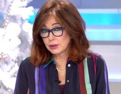 """Ana Rosa Quintana: """"Torra es el presidente de los independentistas y no de los catalanes"""""""