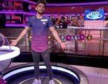 '¡Ahora Caigo!': Un concursante intenta ligar con una chica en directo y se lleva un gran chasco