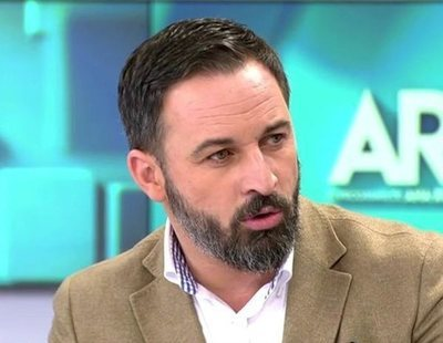 Santiago Abascal reacciona al reportaje de 'Liarla Pardo' que buscaba a votantes de VOX