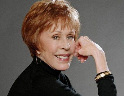 Carol Burnett, premio honorífico por su trayectoria televisiva en los Globos de Oro 2019