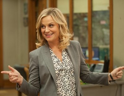 Amy Poehler abre la puerta a una reunión de 'Parks and Recreation'
