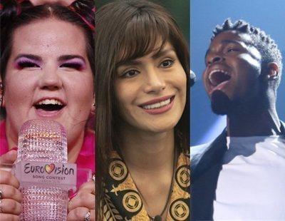 Eurovisión, 'GH VIP 6' y 'OT 2018', lo más buscado sobre televisión en Google en 2018