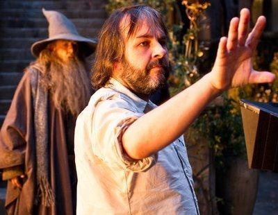 """Peter Jackson podría ser consultor creativo de la serie de """"El Señor de los Anillos"""""""
