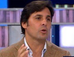 """Fran Rivera en 'Espejo público': """"Soy español y mi madre era falangista, pero yo no me siento franquista"""""""