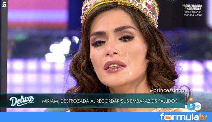 Miriam Saavedra En Sabado Deluxe Monica Hoyos No Habria Tenido