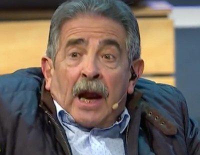 Revilla acusa a Roberto Brasero de perjudicar la economía cántabra con sus predicciones