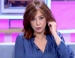 """Ana Rosa reprocha a Tony Spina su desacertado comentario a una reportera: """"No me ha gustado nada"""""""