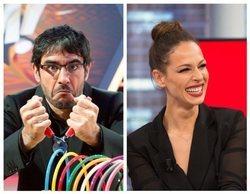 Eva González y Juanra Bonet presentarán el especial nochevieja de Antena 3