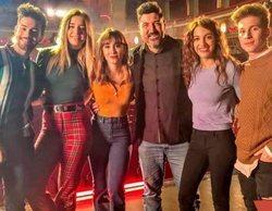 Aitana, Raoul, Agoney, Mimi y Ana Guerra ('OT 2017') unen sus voces en una canción para Navidad