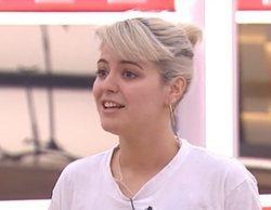 """'OT 2018': Alba Reche se convierte en Susana Romero de """"La llamada"""" durante una clase con los Javis"""