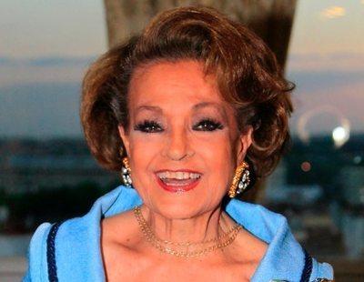 Carmen Sevilla empeora su estado su salud y se encuentra sedada