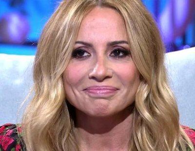 """Marta Sánchez: """"Hacer el himno de España es de lo más satisfactorio de mi carrera"""""""