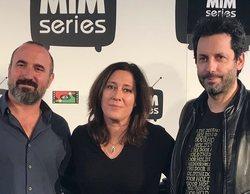 """Pau Freixas en el MiM Series 2018: """"Tengo que contar cosas que me importen porque si no me petan los órganos"""""""