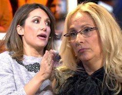 """Nagore, tras los ataques de la madre de Suso en 'GH VIP: El debate': """"Bastante tienes con que sea tu hijo"""""""