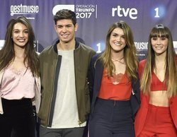 'OT 2018': Aitana, Amaia, Alfred y Ana Guerra estarán en la Gala de Navidad