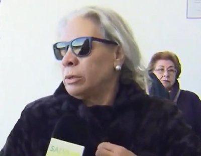"""Carmen Gahona, tras la muerte de Chiquetete: """"Ya no le pueden hacer más daño"""""""