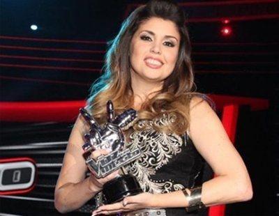 La canaria Cristina Ramos ('Got Talent') se proclama ganadora de 'La Voz México'