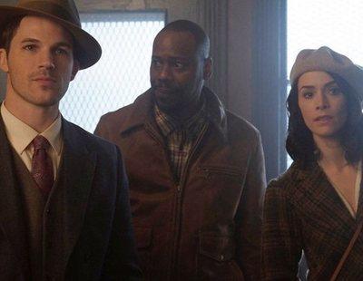 Los protagonistas de 'Timeless' hablan sobre la posibilidad de rodar más episodios