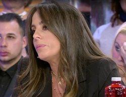 'Sálvame': Anabel y su monumental cabreo por las críticas a la ausencia de su tía en el funeral de Chiquetete