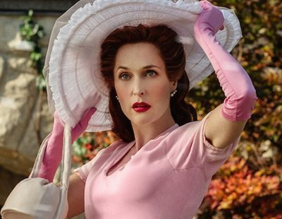 Gillian Anderson habría sido la Princesa Leia en la segunda temporada de 'American Gods'