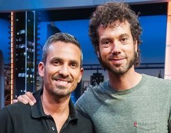 Juan y Damián revelan qué conocida presentadora intentó ficharles tras su éxito en 'El Hormiguero'