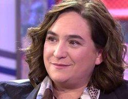 'OT 2018': Ada Colau, alcaldesa de Barcelona, invitada en el plató para ver la final