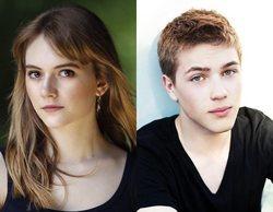 Emilia Jones y Connor Jessup protagonizarán la adaptación de 'Locke and Key'