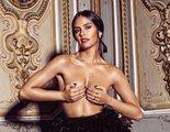 Cristina Pedroche se desnuda para promocionar las Campanadas de Antena 3