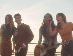 """Así es el videoclip de """"El mundo entero"""", la canción que ha unido a Aitana, Ana Guerra, Agoney, Mimi y Raoul"""
