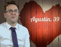 "Noemí ('First Dates') se indigna con Agustín por sus comentarios retrógrados: ""No serás machista, ¿no?"""