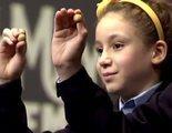 Lotería de Navidad: Aya, la niña del Gordo que hace un año cantaba la pedrea como premios