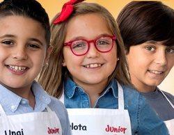 'MasterChef Junior 6': Unai, Carlota y Ferrán, expulsados del segundo programa