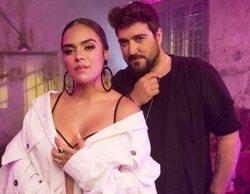 Karol G, asesora de Antonio Orozco en 'La Voz' de Antena 3