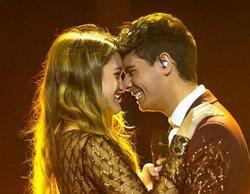 Eurovisión 2018 con Amaia y Alfred y las Campanadas, únicas emisiones no deportivas más vistas del año