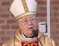 El Obispo de Alcalá arremete contra la homosexualidad y los inmigrantes en la última misa de 2018 en La 2