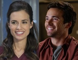 'Chicago Med' reunirá a los protagonistas de 'Pretty Little Liars' Torrey DeVitto e Ian Harding