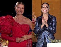 Así han sido los vestidos que han competido con el de Cristina Pedroche en las Campanadas 2018-2019