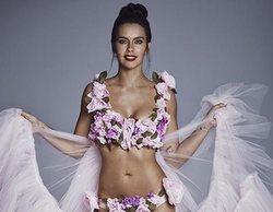 """Las reacciones de las redes al vestido de Cristina Pedroche: """"Lleva puesto un bikini con flores"""""""