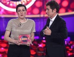 'Tu cara me suena 7': María Villalón gana el Concierto de Año Nuevo con su imitación de Carminho