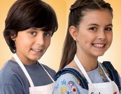 'MasterChef Junior 6': Ferrán y Evelyn, repescados de la edición tras la visita de Saúl Craviotto