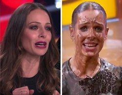 Eva González se duplica y aparece al mismo tiempo en 'MasterChef Junior' y 'Tu cara me suena'
