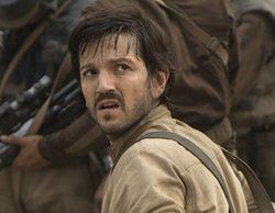 """Disney+ comenzará a rodar la precuela de """"Rogue One"""" con Diego Luna ('Narcos: México') en octubre de 2019"""