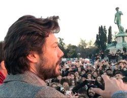'La Casa de Papel' revoluciona Florencia con el rodaje de la tercera temporada