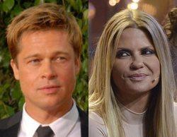 "Brad Pitt admite que conoce a Makoke pero aclara que ""no pasaron la noche juntos"", según 'Sálvame'"