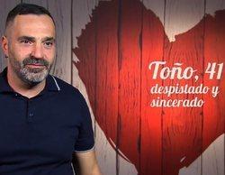 """El homófobo comentario de Toño en 'First dates': """"Quiero un hombre de verdad, no una afeminada"""""""